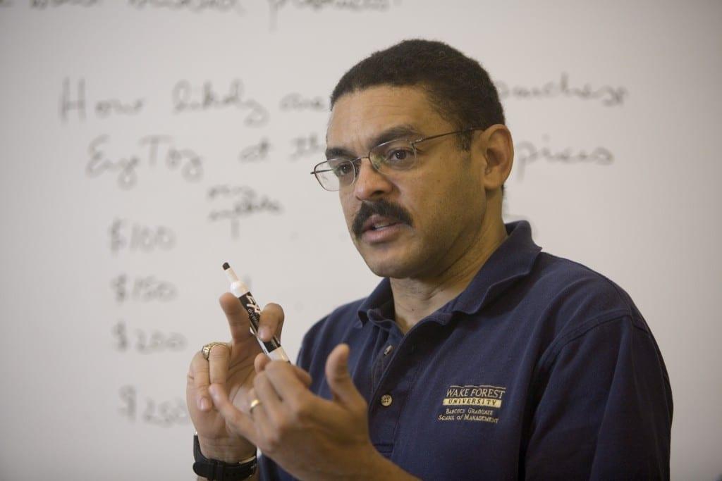 ma faculty spotlight  dr  derrick boone