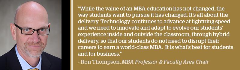 Ron Thompson Quote