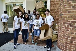 2015 MA Orientation: Forsyth Backpack Program