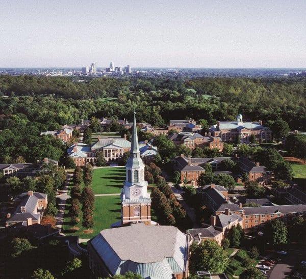 Home Organization Winston Salem: The Campus & Winston-Salem